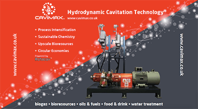 Cavimax hydrodynamic cavitation technology