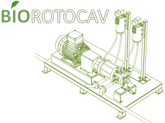 BIOROTOCAV: hydrodynamic cavitator for biodiesel production