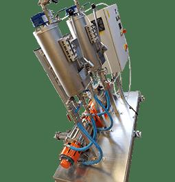 Hydrodynamischer Kavitator ROTOCAV zur Lebensmittelbereich und Extraktionen aus Naturerzeugnisse
