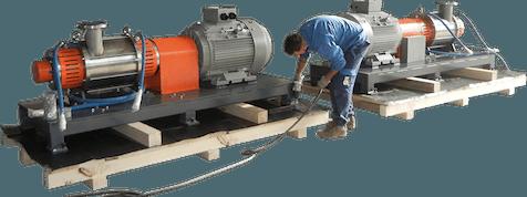hydrodynamic cavitator for biomass pretreatment in biogas plant