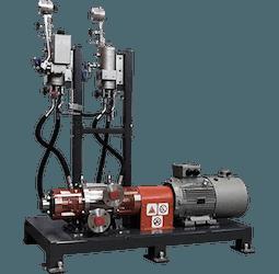 Hydrodynamischer Kavitator ROTOCAV zur Extraktion bioaktiver Substanzen