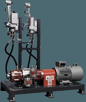 ROTOCAV industrial hydrodynamic cavitator