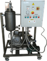 Pilot plant hydrodynamic cavitation